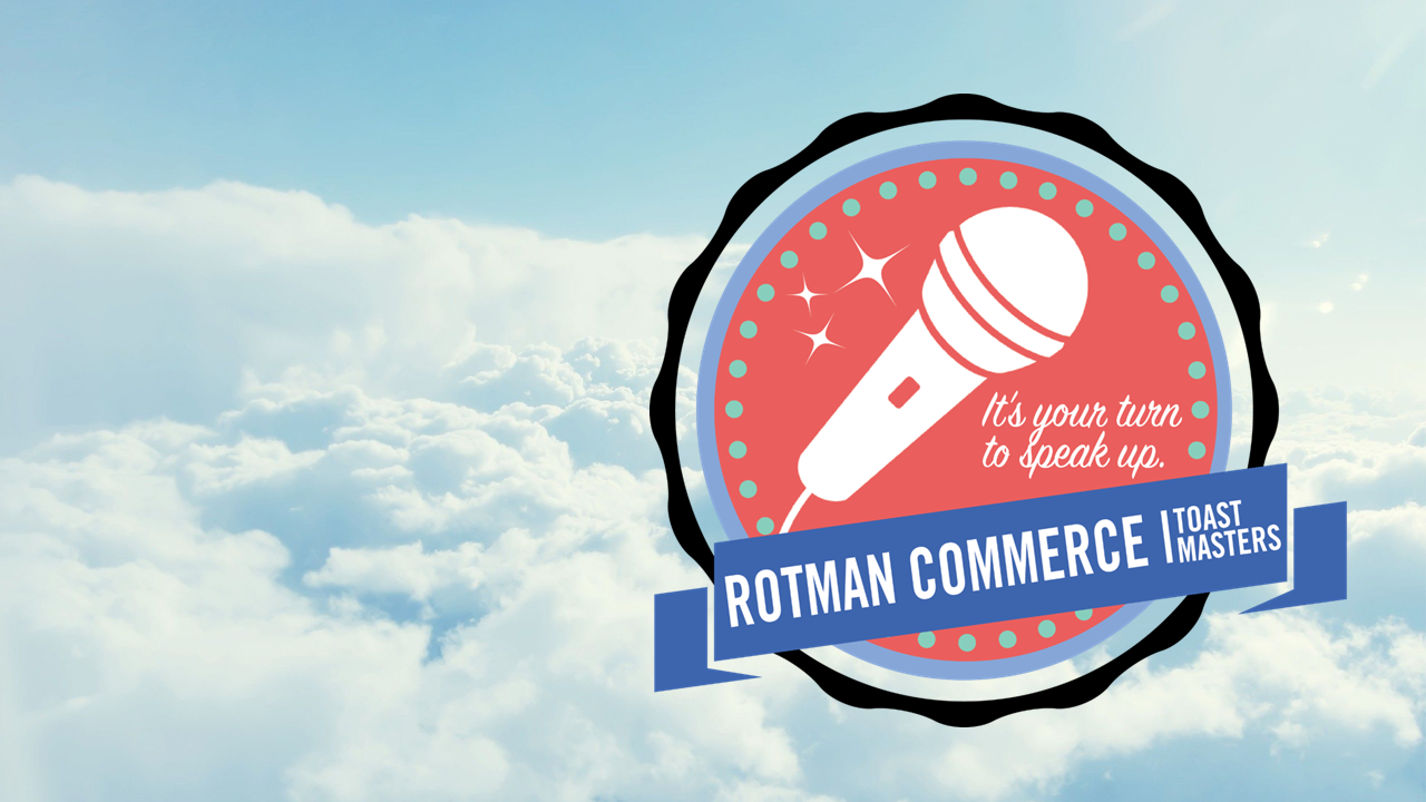 Rotman Commerce Toastmasters